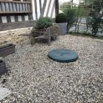 Zúženie vstupného otvoru domovej čistiarne odpadových vôd