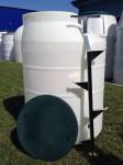 plastová vodomerná šachta vyrobená z prvotriedneho polyetylénu technológiou...