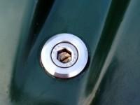 Nerezový zámok ČOV Aquatec VFL + kľúč  Balenie obsahuje 1x zámok na kryt +...