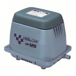 Dúchadlo - Hiblow HP120    IBA PRE ZÁKAZNÍKOV SPOLOČNOSTI Aquatec VFL