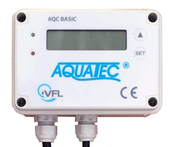 Mikroprocesorová riadiaca jednotka AQC BASIC
