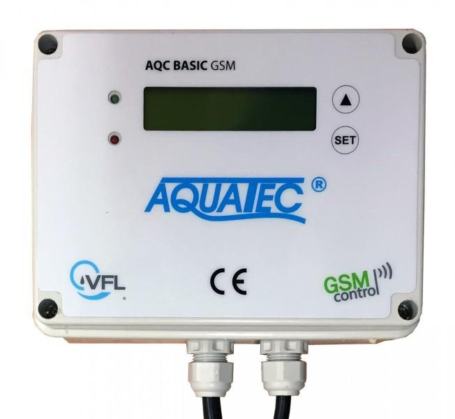 Mikroprocesorová riadiaca jednotka AQC BASIC GSM