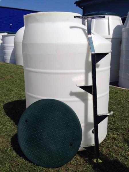 plastová vodomerná šachta