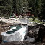oval shape wastewater treatment plants Aquatec VFL